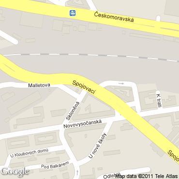 MODRÁ VOPICE BAR - adresa