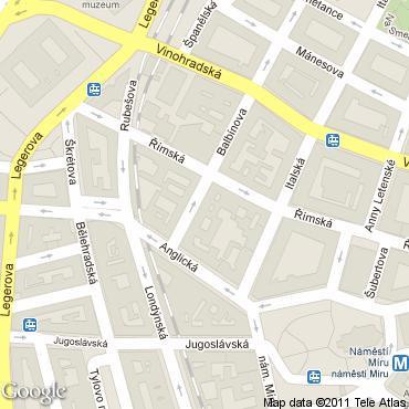 OSMIČKA RESTAURACE - adresa