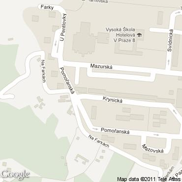 SPLASH - adresa